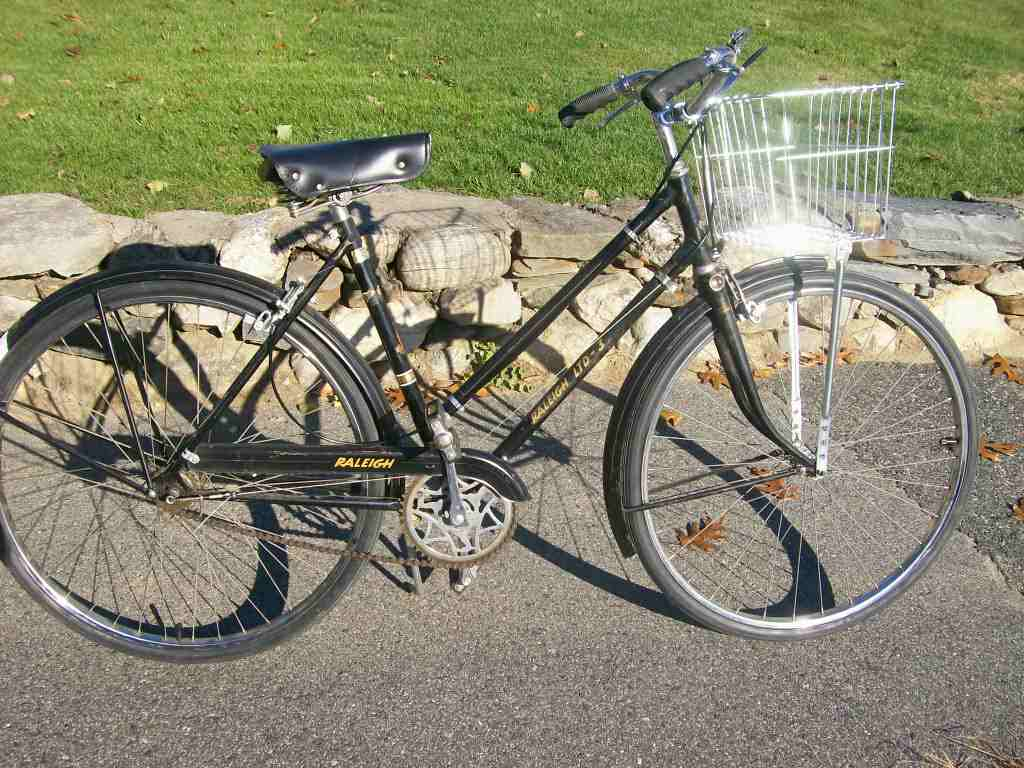 Vintage English Bicycle 74